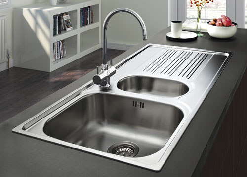 kitchen sink shop franke galileo gox 651 stainless steel kitchen sink 101 2879